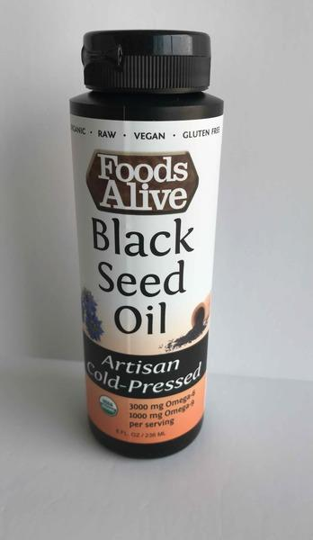 ARTISAN COLD-PRESSED BLACK SEED OIL