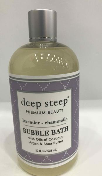 BUBBLE BATH, LAVENDER - CHAMOMILE