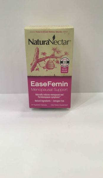 EASEFEMIN MENOPAUSAL SUPPORT DAILY DIETARY SUPPLEMENT VEGTABLE CAPSULES