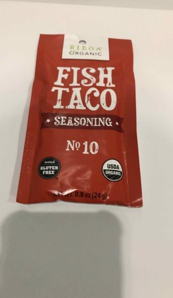 FISH TACO SEASONING