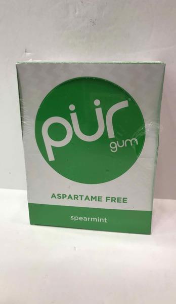 ASPARTAME FREE SPEARMINT GUM