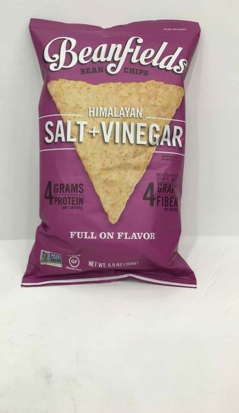 HIMALAYAN SALT + VINEGAR BEAN CHIPS