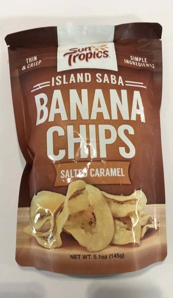 SALTED CARAMEL ISLAND SABA BANANA CHIPS