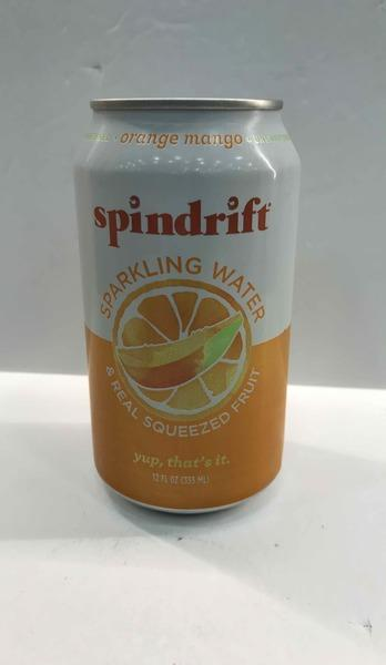REAL SQUEEZED FRUIT & SPARKLING WATER