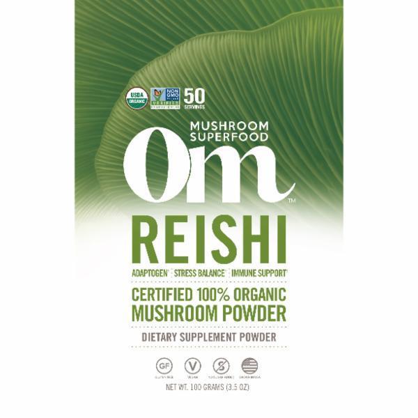 REISHI MUSHROOM DIETARY SUPPLEMENT POWDER