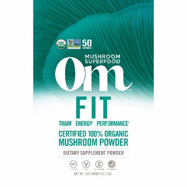 FIT MUSHROOM DIETARY SUPPLEMENT POWDER
