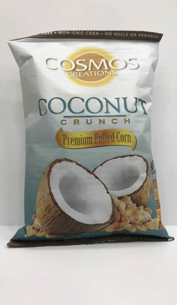 COCONUT CRUNCH PREMIUM PUFFED CORN