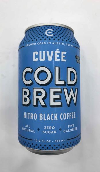 COLD BREW NITRO BLACK COFFEE