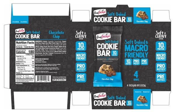 CHOCOLATE CHIP SOFT BAKED COOKIE BAR