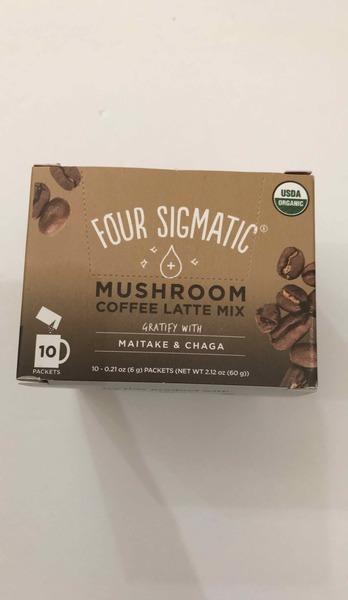 MUSHROOM COFFEE LATTE MIX