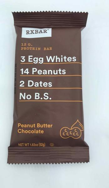 PEANUT BUTTER CHOCOLATE PROTEIN BAR