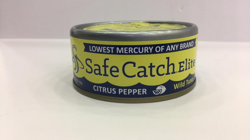 Citrus Pepper Elite Wild Tuna