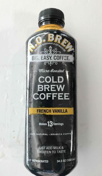 FRENCH VANILLA MICRO-ROASTED COLD BREW ARABICA COFFEE