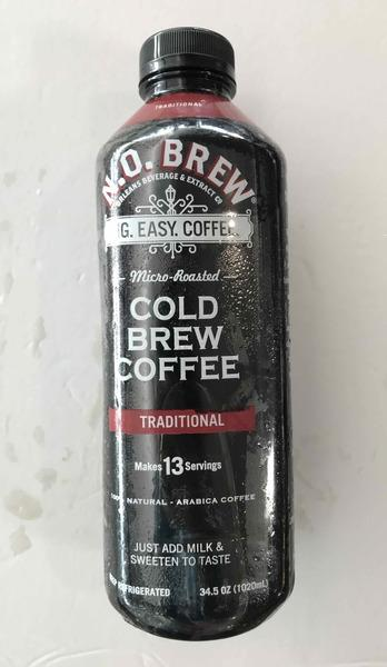 TRADITIONAL MICRO-ROASTED COLD BREW COFFEE