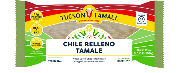 CHILE RELLENO TAMALE