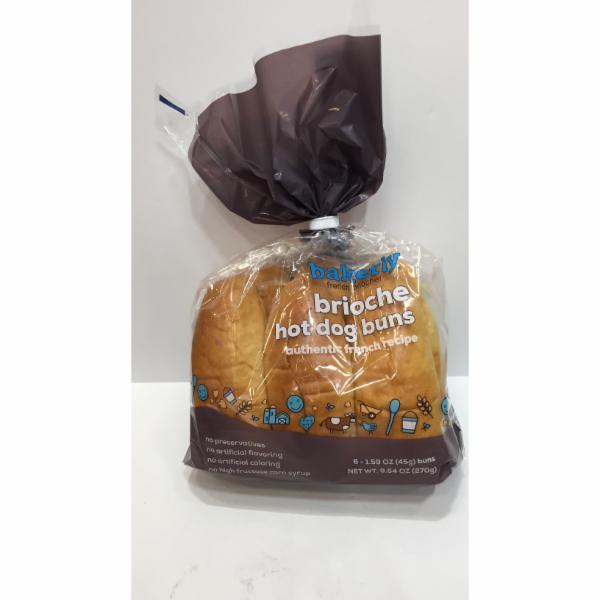 Brioche Hot Dog Buns The Natural Products Brands Directory