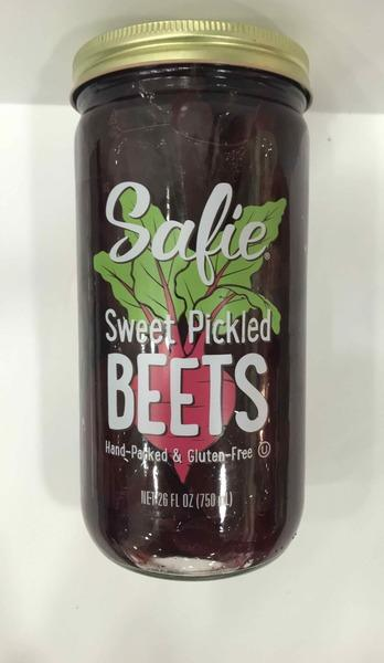 SWEET PICKLED BEETS