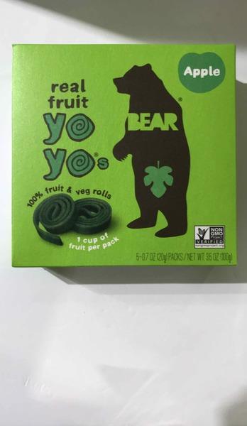 100% FRUIT & VEG ROLLS