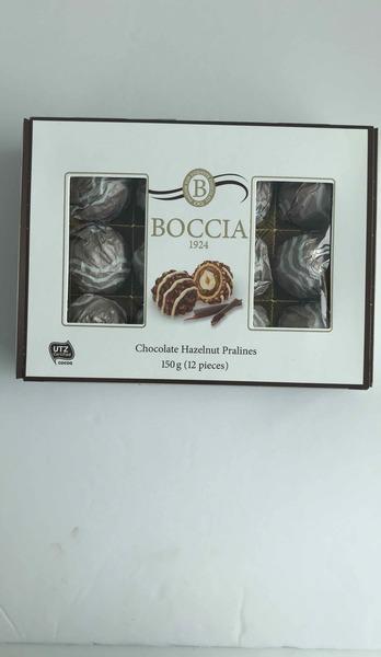 CHOCOLATE HAZELNUT PRALINES