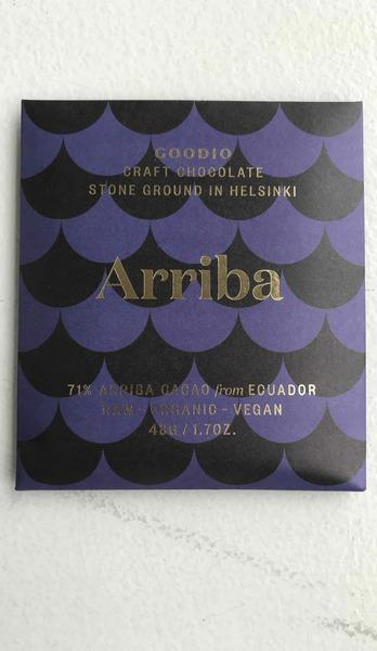 ARRIBA CRAFT CHOCOLATE