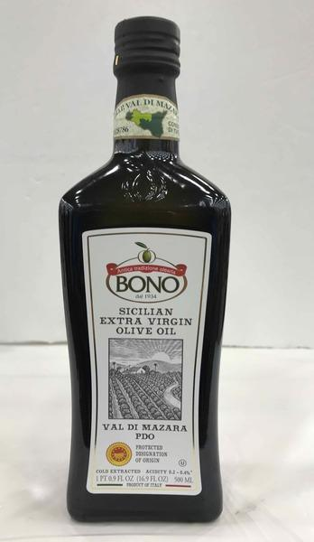 COLD EXTRACTED SICILIAN EXTRA VIRGIN OLIVE OIL