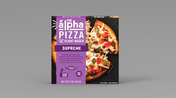 SUPREME PLANT-BASED PIZZA