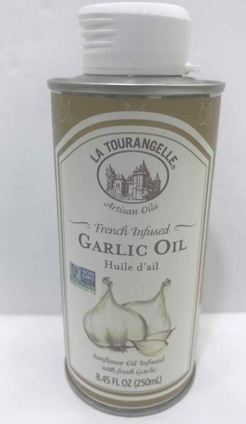 FRENCH INFUSED GARLIC OIL