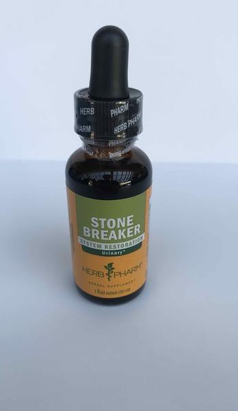 STONE BREAKER SYSTEM RESTORATION URINARY HERBAL SUPPLEMENT