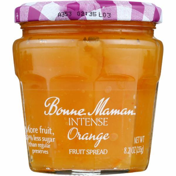 ORANGE FRUIT SPREAD