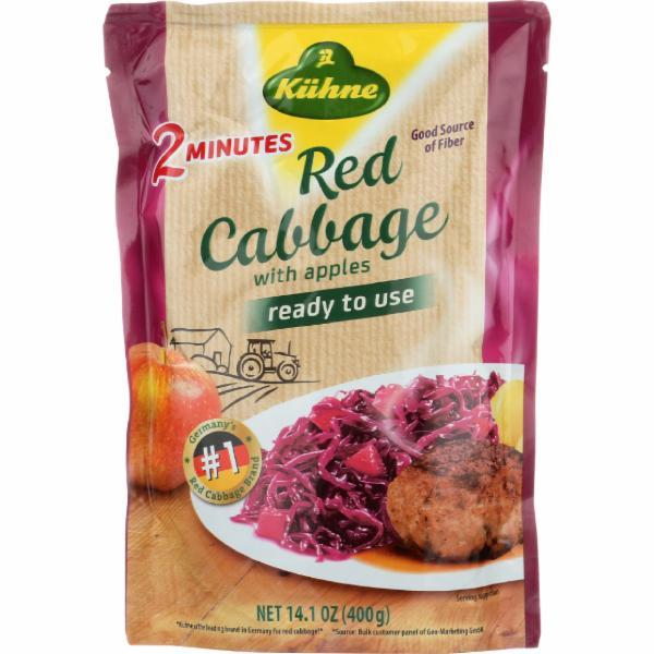 RED CABBAGE WITH APPLES   The Natural Products Brands Directory