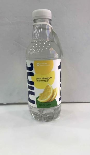 WATER INFUSED WITH LEMON ESSENCE