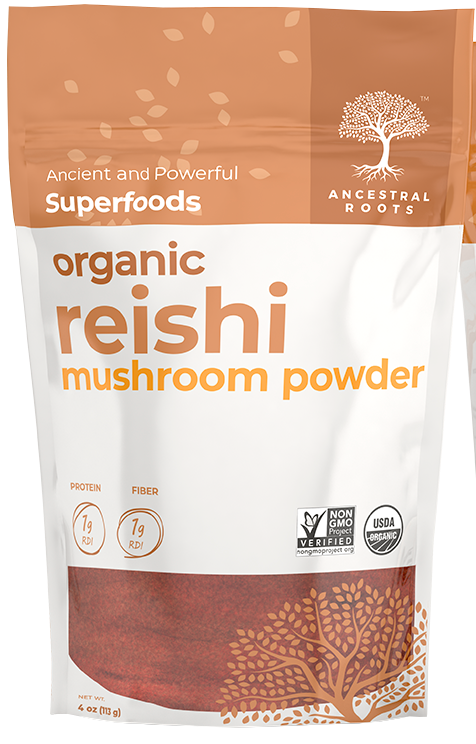 ORGANIC REISHI MUSHROOM POWDER | The Natural Products Brands
