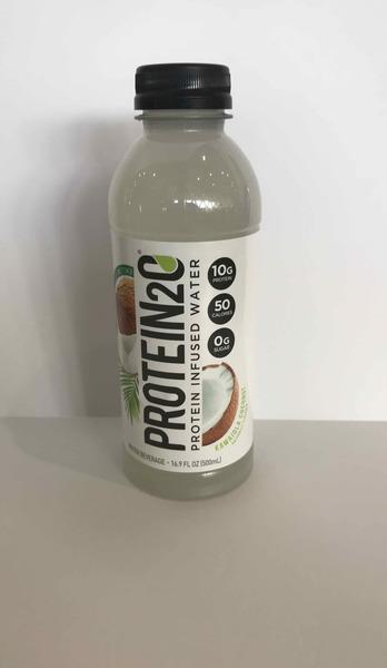 KAWAIOLA COCONUT NATURALLY FLAVORED PROTEIN INFUSED WATER BEVERAGE