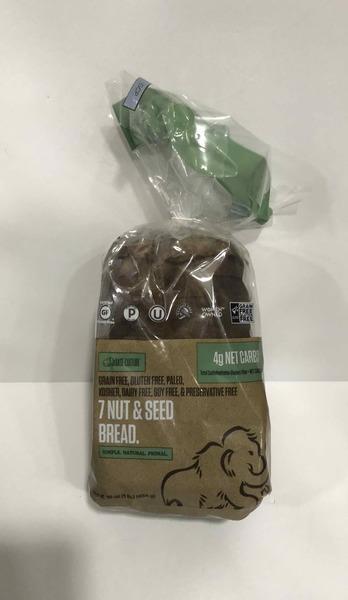 NUT & SEED BREAD