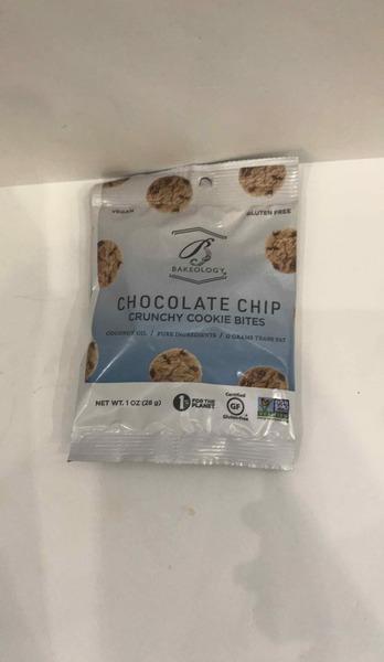 CHOCOLATE CHIP CRUNCHY COOKIE BITES