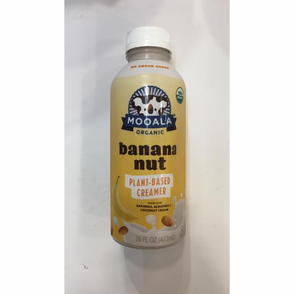 BANANA NUT PLANT-BASED CREAMER