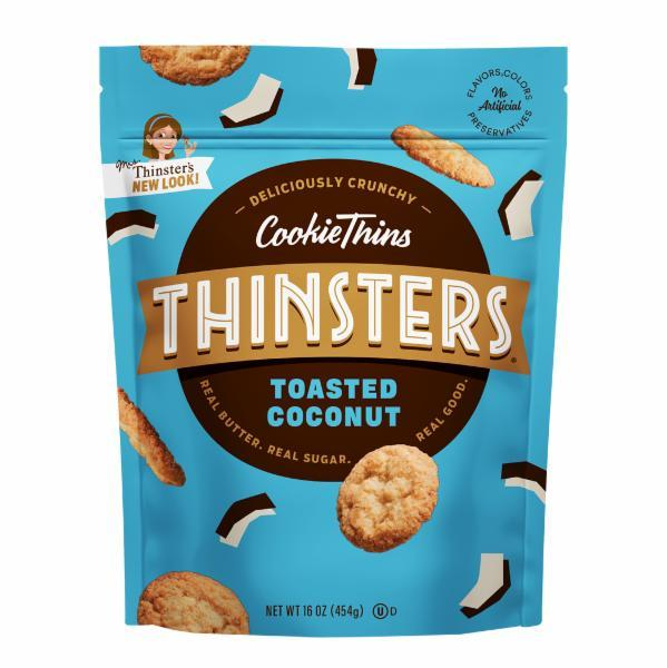 TOASTED COCONUT COOKIE THINS