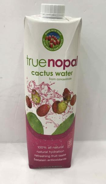CACTUS WATER FROM CONCENTRATE