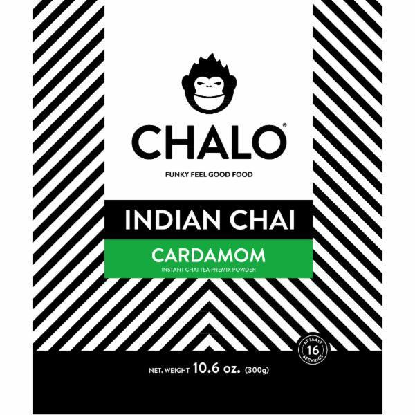 CARDAMOM INDIAN INSTANT CHAI TEA PREMIX POWDER