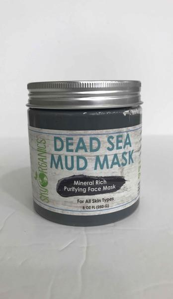 DEAD SEA MUD MINERAL RICH PURIFYING FACE MASK