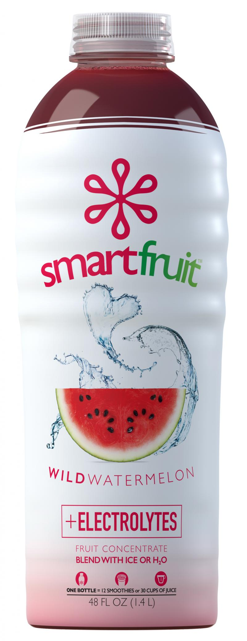 Wild Watermelon +electrolytes Fruit Concentrate Juice