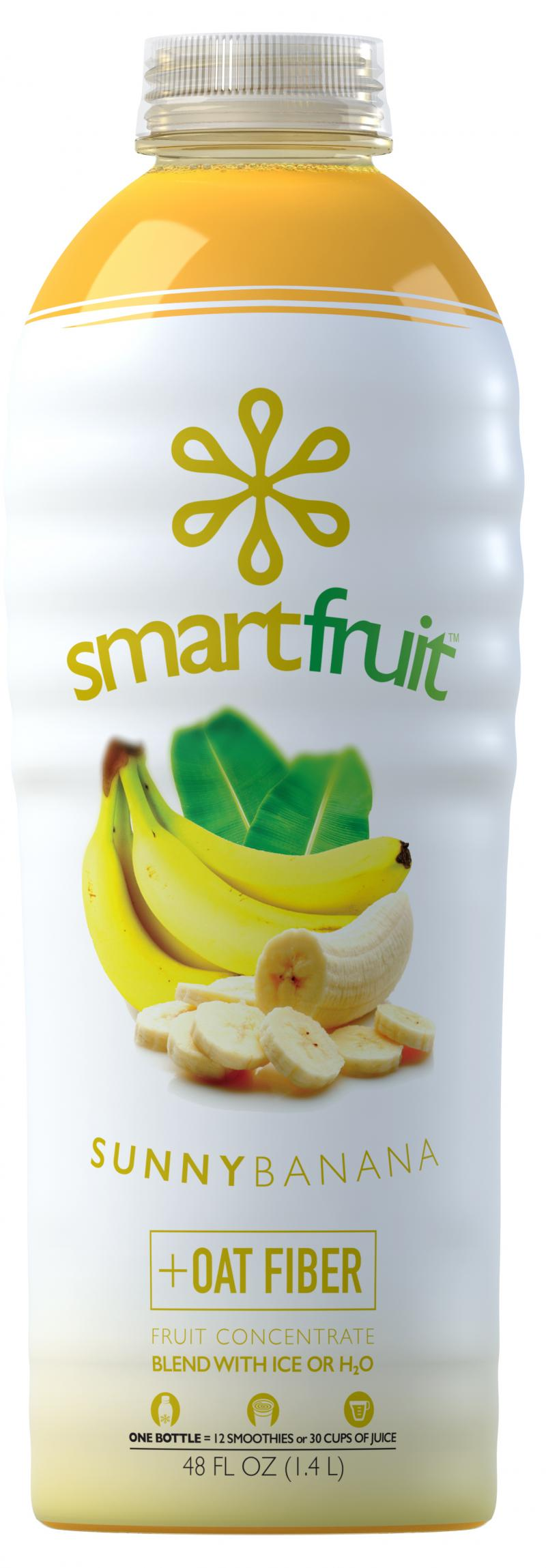 Sunny Banana + Oat Fiber Juice From Concentrate