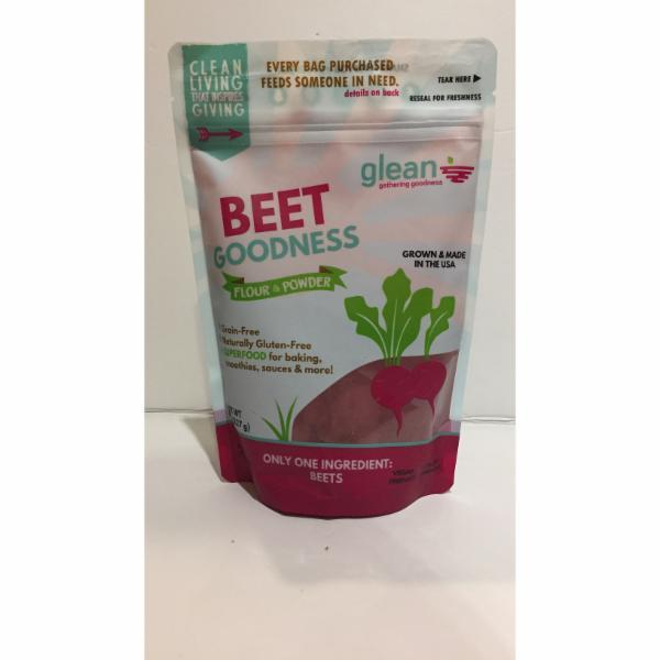 BEET GOODNESS FLOUR & POWDER