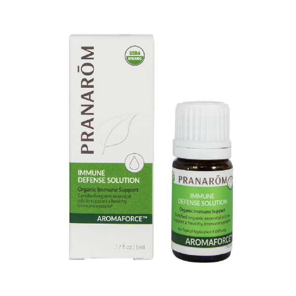 IMMUNE DEFENSE SOLUTION ORGANIC IMMUNE SUPPORT FOR HEALTH AND WELLNESS