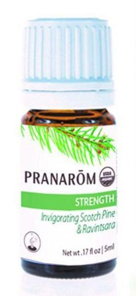 STRENGTH INVIGORATING PINE & RAVINTSARA