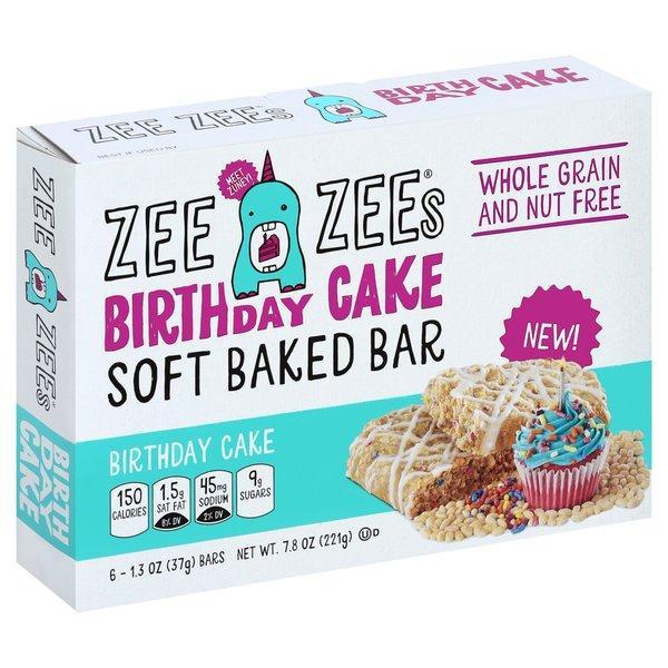 BIRTHDAY CAKE SOFT BAKED BAR