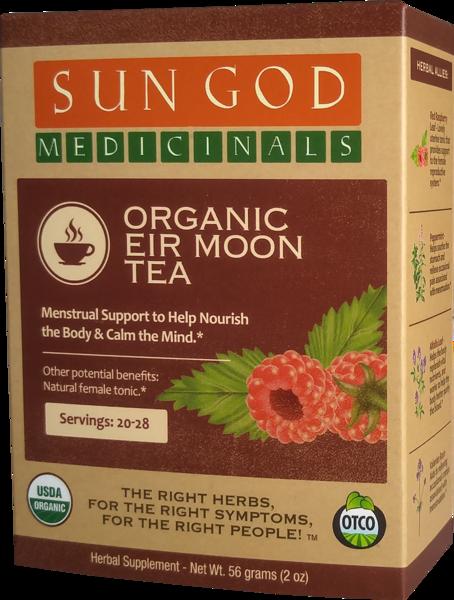 ORGANIC EIR MOON HERBAL SUPPLEMENT TEA