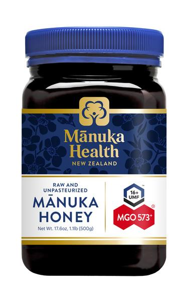 RAW AND UNPASTEURIZED MANUKA HONEY