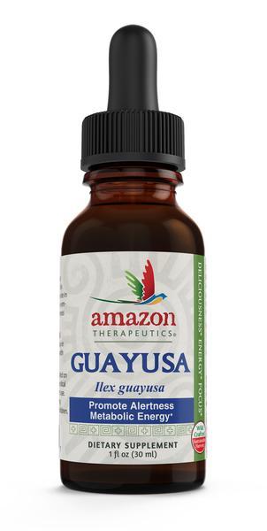 GUAYUSA ILEX GUAYUSA DIETARY SUPPLEMENT