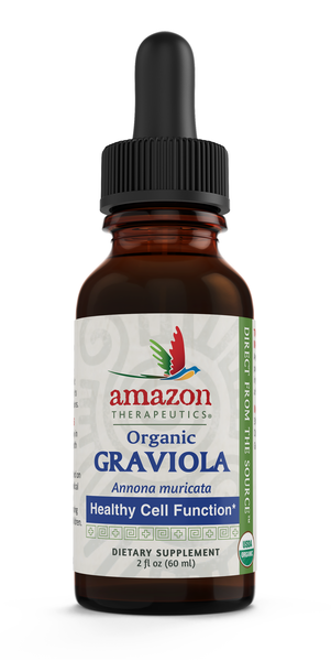 ORGANIC GRAVIOLA ANNONA MURICATA HEALTHY CELL FUNCTION DIETARY SUPPLEMENT
